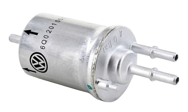 Cambio de filtros del auto: combustible