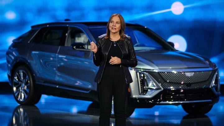Novedades de Chevrolet Mary Barra