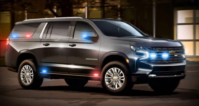 Novedades de Chevrolet Suburban